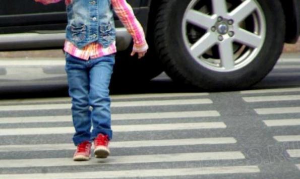 У Луцьку 6-річна дитина потрапила під колеса легковика