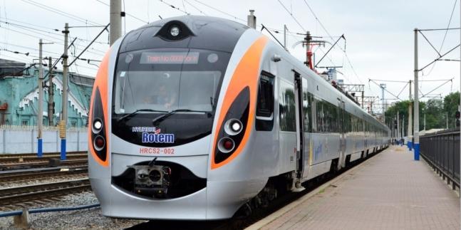 У Луцьку просять запустити швидкісний потяг до Києва