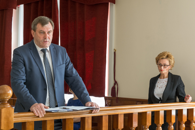 Через дії голови Апеляційного суду Волинської області держбюджет недоотримає понад мільйон гривень