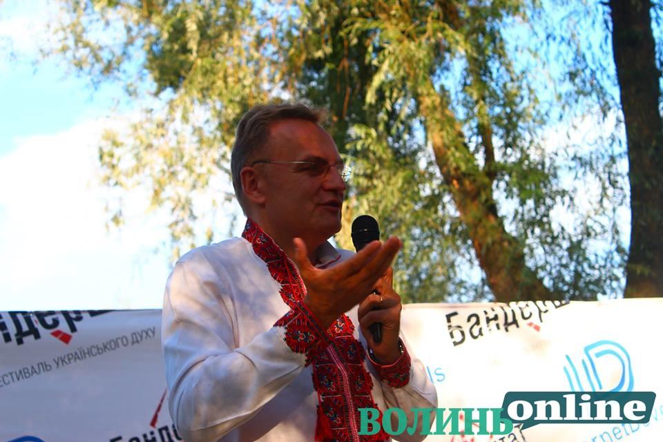 Андрій Садовий на «Бандерштаті»: «Немає питань, які не вирішуються. Є люди, які не хочуть їх вирішувати»