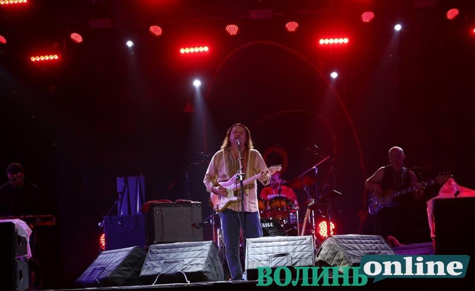 Лірика від гурту «Плач Єремії» на «Бандерштаті». ФОТО