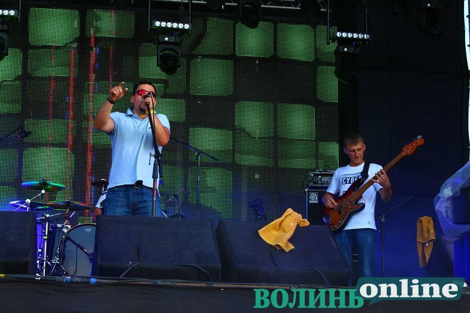Гуцульський гурт презентував на «Бандерштаті» нову пісню. ФОТО