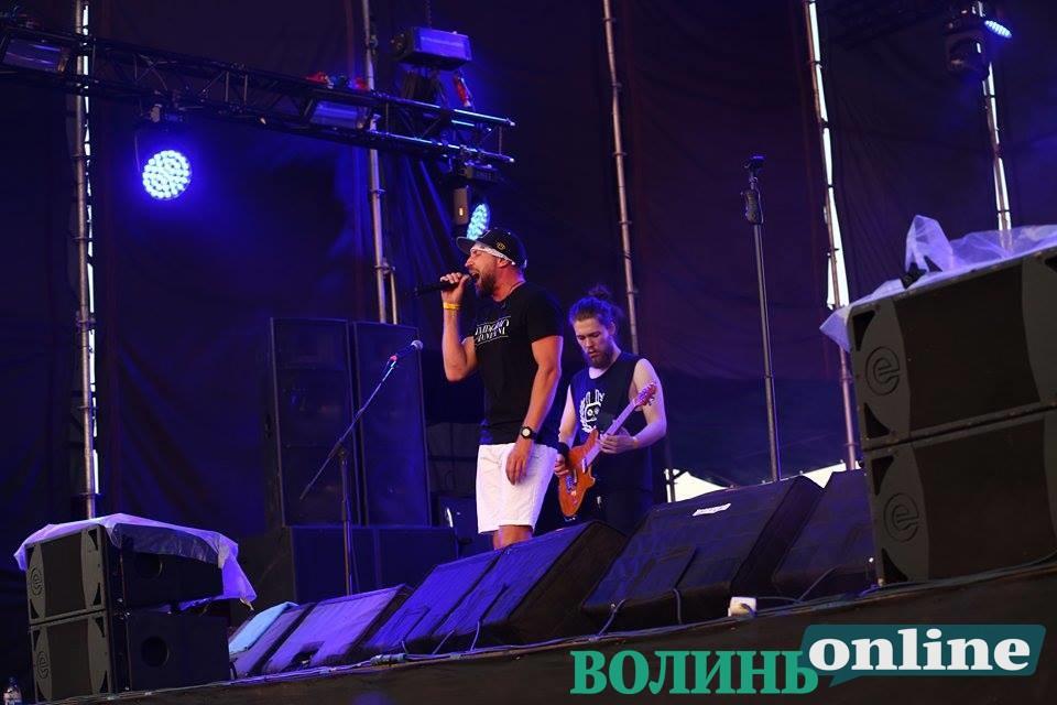 На «Бандерштаті» феєрично виступив гурт «Роллікс». ФОТО