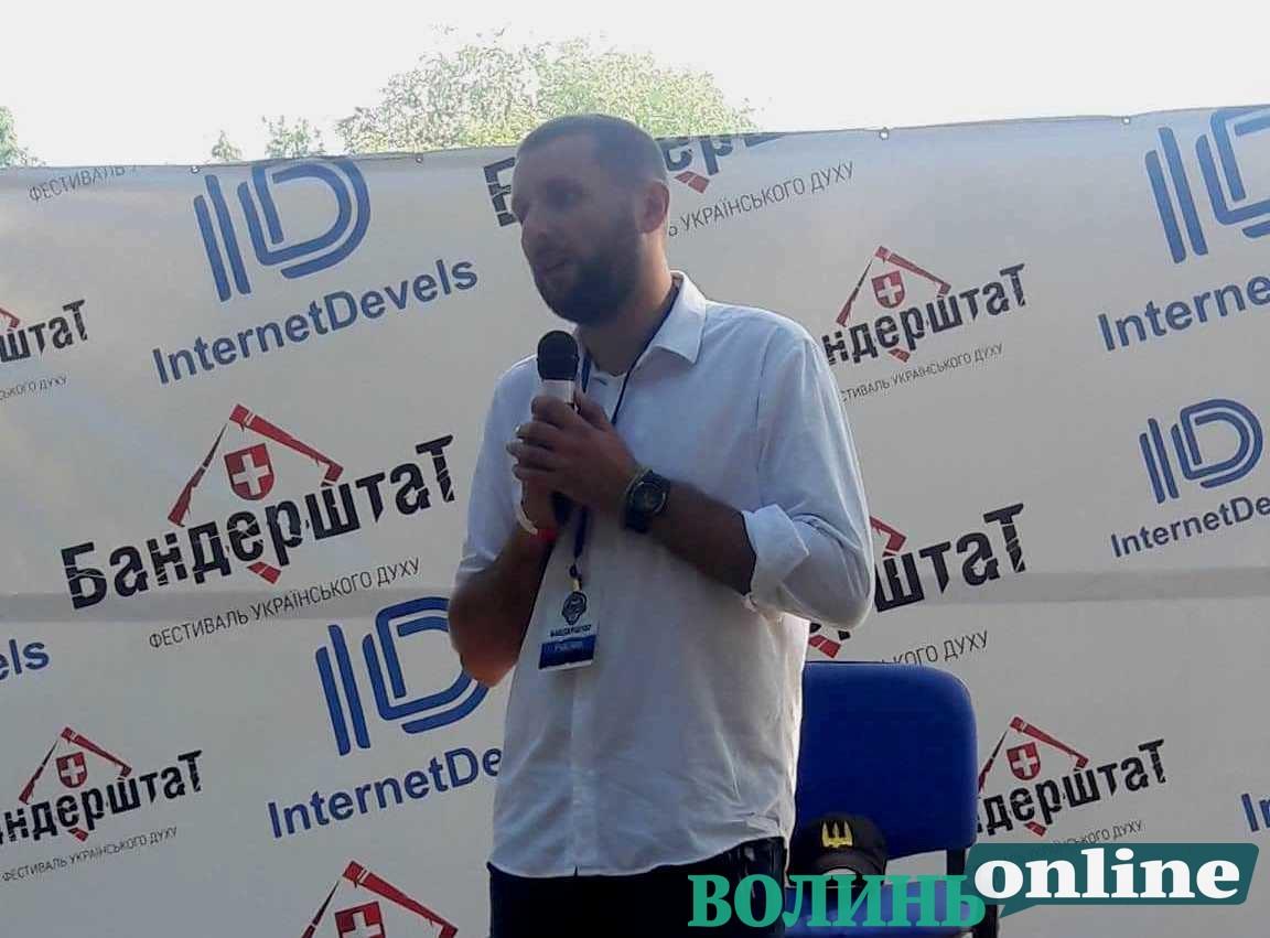 Нардеп Парасюк розкритикував мажоритарку та блогерів