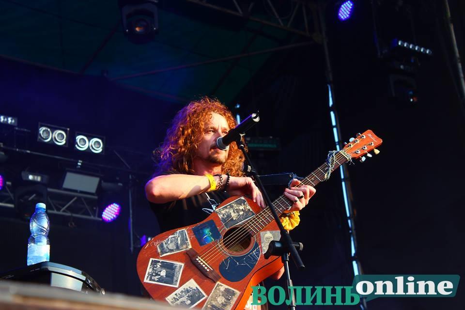 Гурт «Yurcash» виступив на головній сцені «Бандерштату». ФОТО