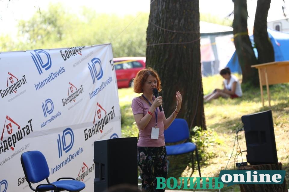 На «Бандерштаті» Ольга Юркова розповіла, як борються із фейковими новинами
