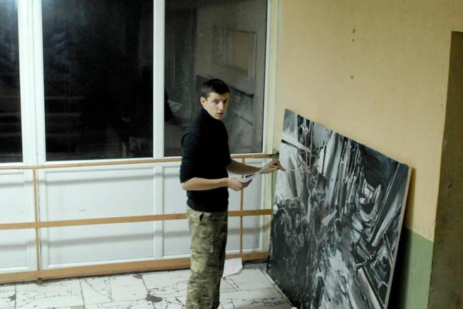 У Луцьку покажуть виставку про події, які відбувалися в аеропорту Донецька