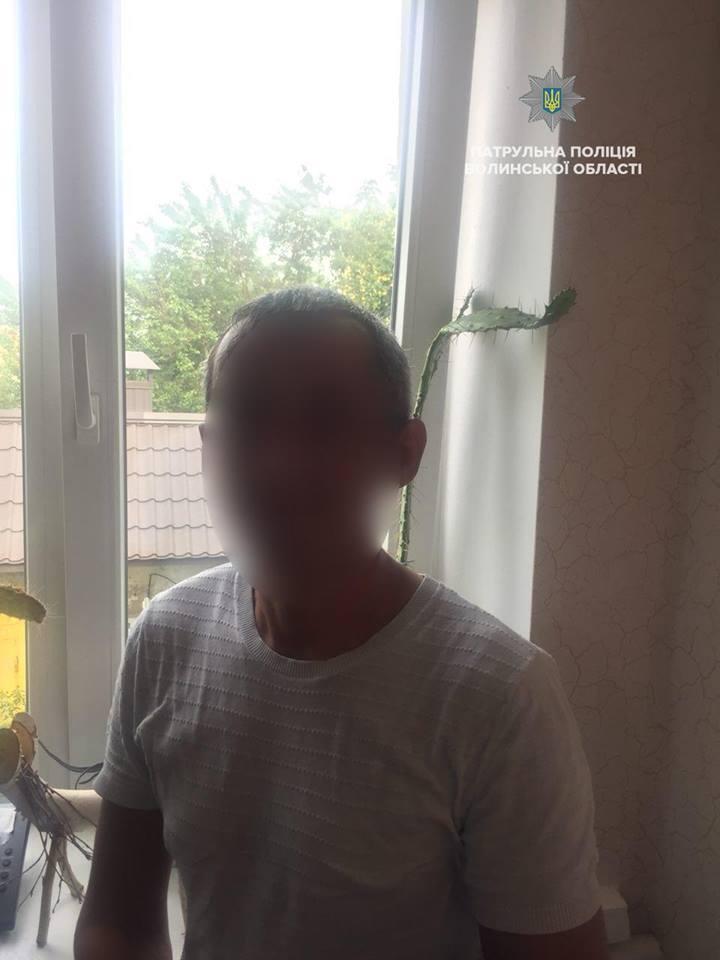 У Луцьку виявили нелегала з Азербайджану. ФОТО