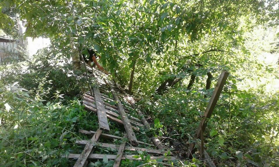 У Луцьку поменшало старих парканів. ФОТО