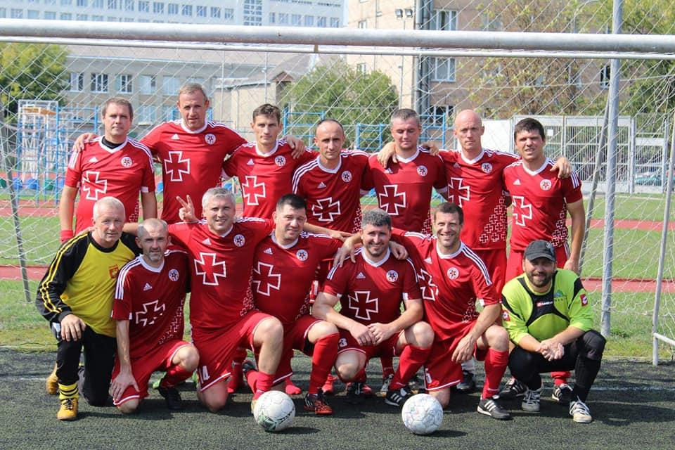 У Луцьку відбувся міжнародний турнір з футболу серед ветеранів. ФОТО