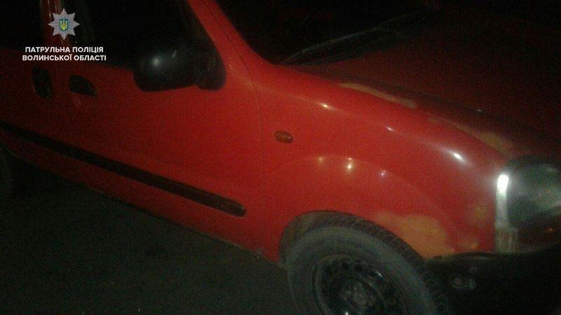У Ковелі виявили авто з підробленими документами
