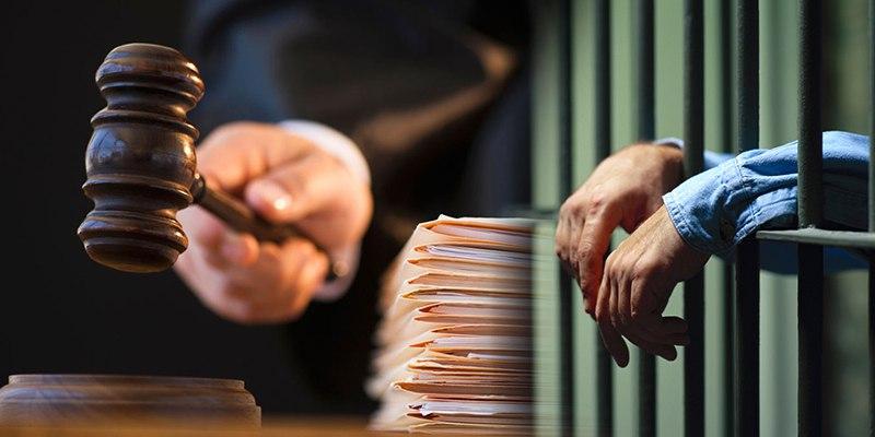 Волинянин, який обікрав тестя з тещею на понад 311 тисяч гривень, проведе за ґратами шість років