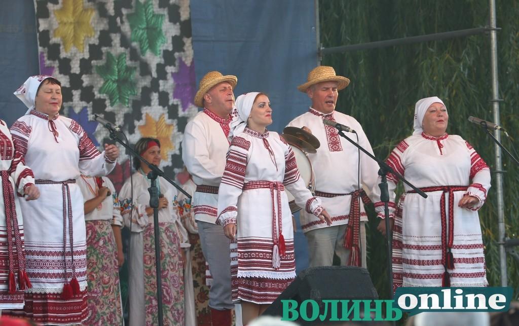 У Луцьку завершився Міжнародний фестиваль українського фольклору. ФОТО