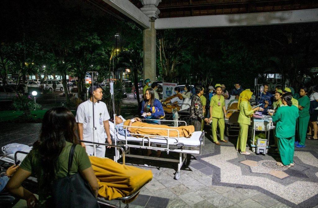 Землетрус в Індонезії: кількість загиблих зросла до 91