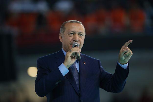 Ердоган оголосив про санкції у відповідь США