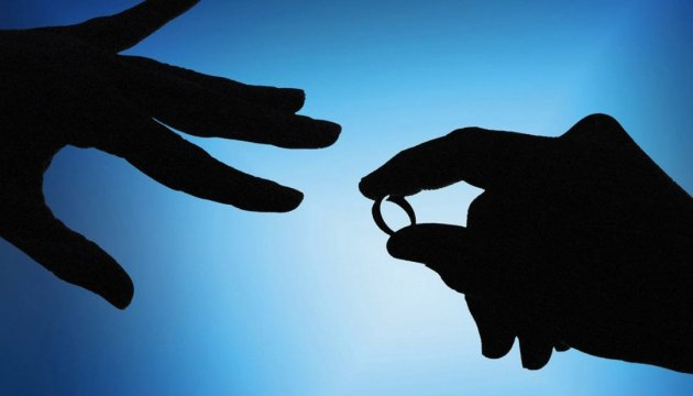 «Шлюб за добу»: у Мін'юсті розповіли про цікаву статистику