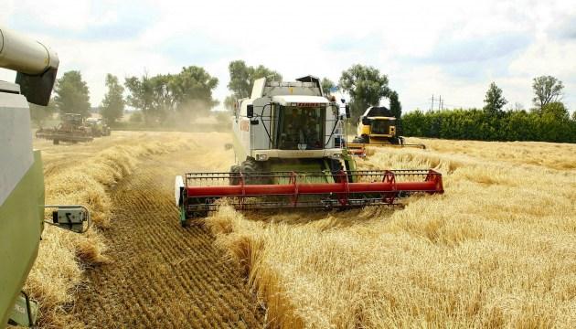 В Україні намолотили понад 34 мільйони тонн ранніх зернових