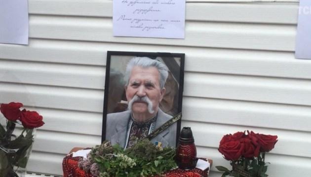 У Чернігові відкрили виставку творів Левка Лук'яненка