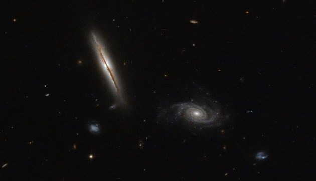 Астрономи назвали найдавніші галактики Всесвіту