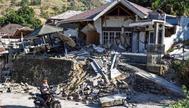Землетрус в Індонезії: понад п'ять сотень загиблих