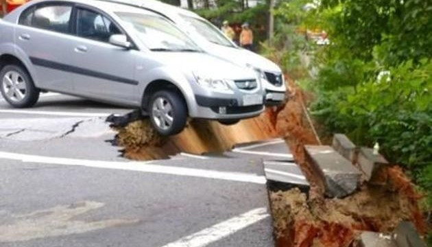 У Сеулі через провал грунту евакуювали 200 осіб