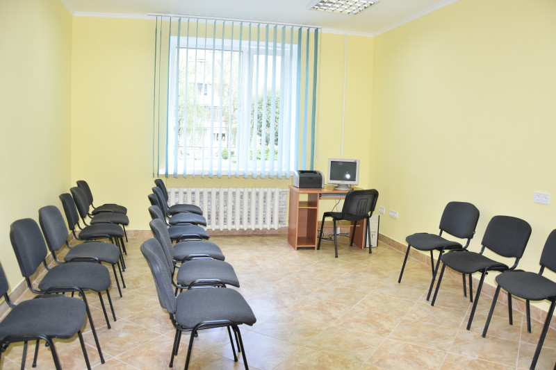 У Луцьку відремонтували перший поверх жіночої консультації. ФОТО