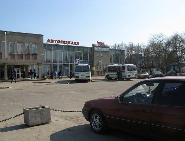 У поліції спростували інформацію щодо закриття луцької автостанції