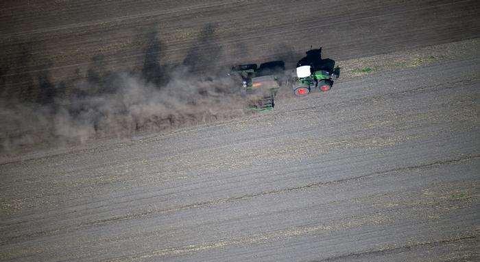 Німецькі фермери втратили від посухи майже три мільярди євро