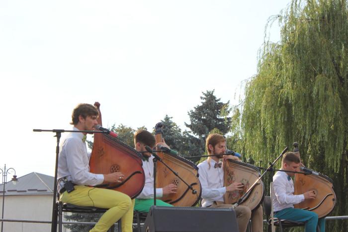 «Кобзарське віче» у Луцьку. ФОТО