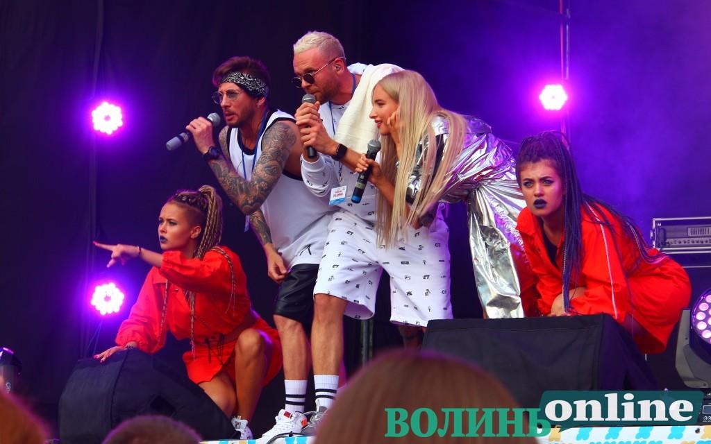 У Луцьку відгуляли «LUX FM Party Tour». ФОТОРЕПОРТАЖ