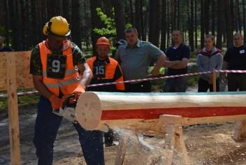 Лісівник з Волині візьме участь у Всеукраїнських змаганнях