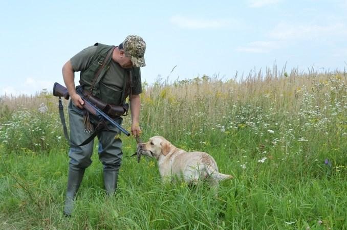 На Волині стартував сезон полювання на пернатих. ФОТО