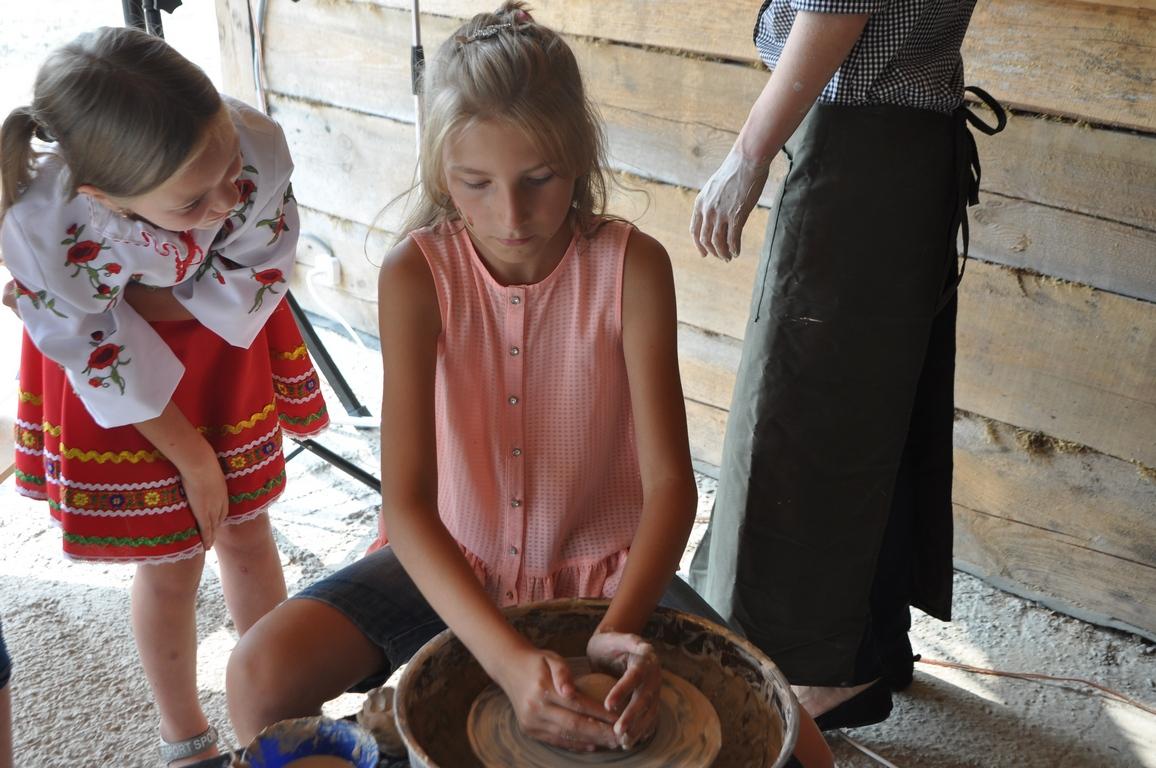 У Жидичині організували фестиваль відродження гончарства
