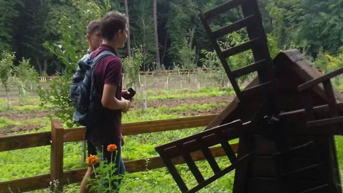Діти з Луганщини побували у «Волинській Швейцарії». ФОТО