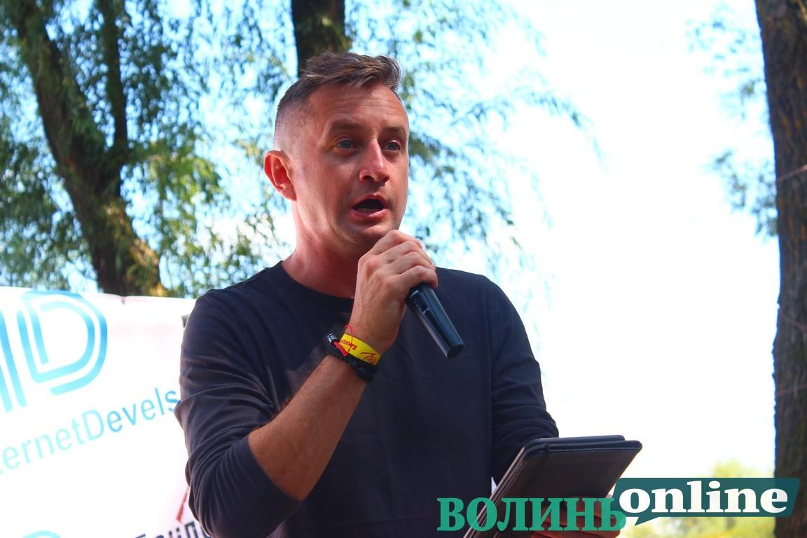 На «Бандерштаті» Сергій Жадан представив вірші з нової збірки. ФОТО