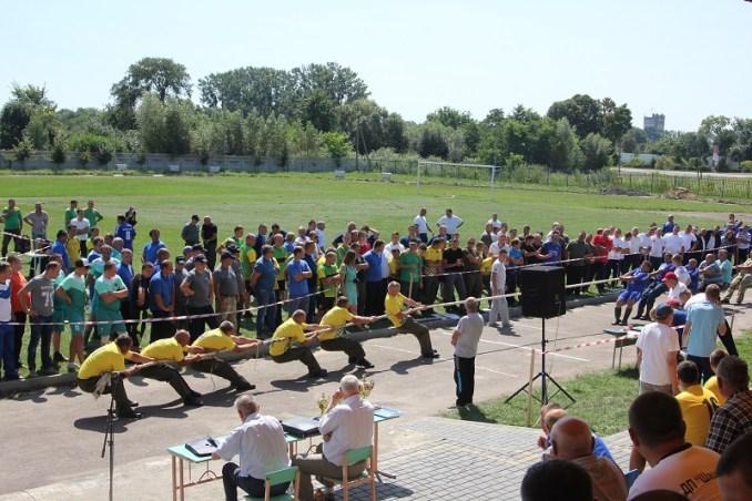 На Волині відбулись лісівничі спортивні змагання. ФОТО