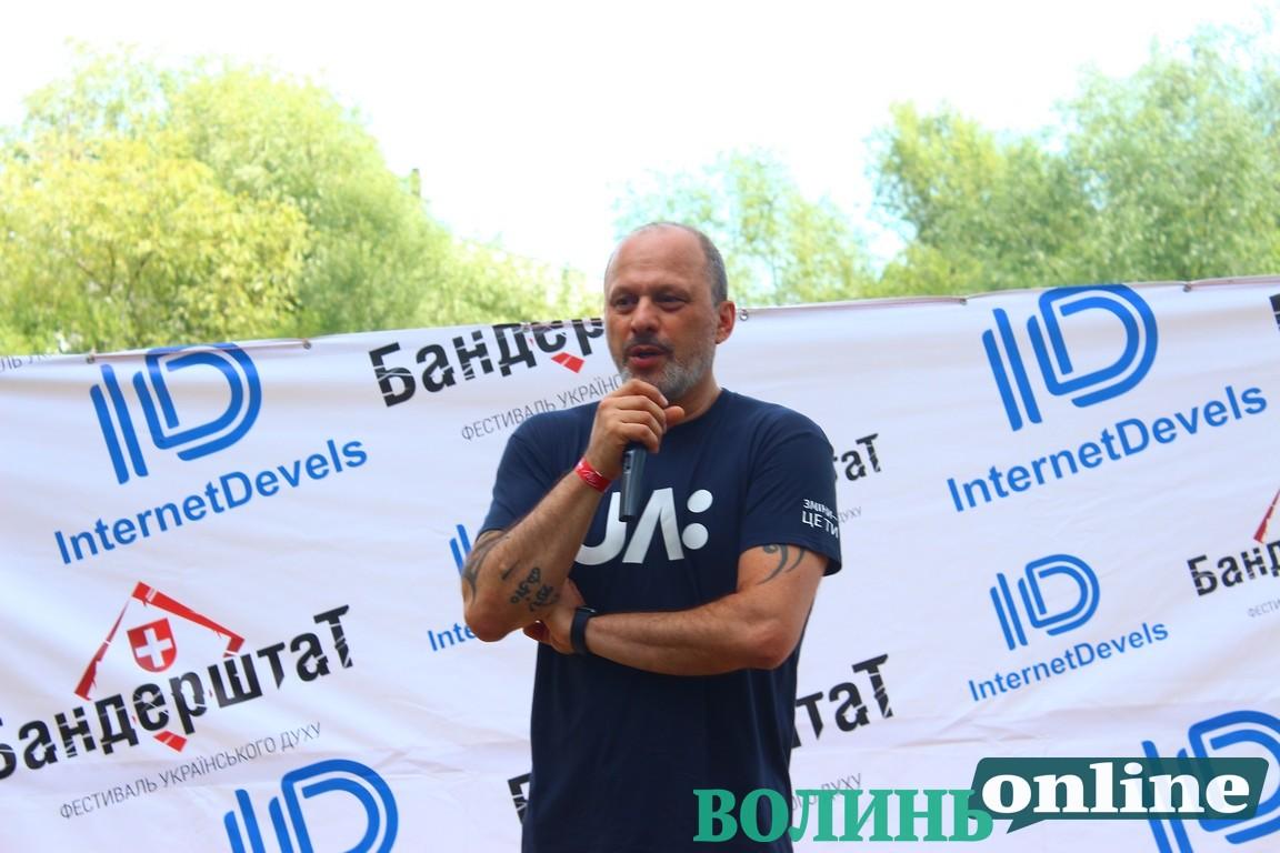 Зураб Аласанія розповів про те, чому в Україні неякісні медіа