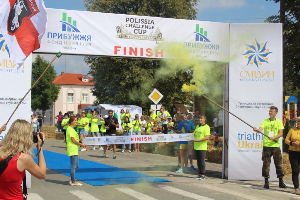 На Волині відбудеться чемпіонат України з крос-триатлону