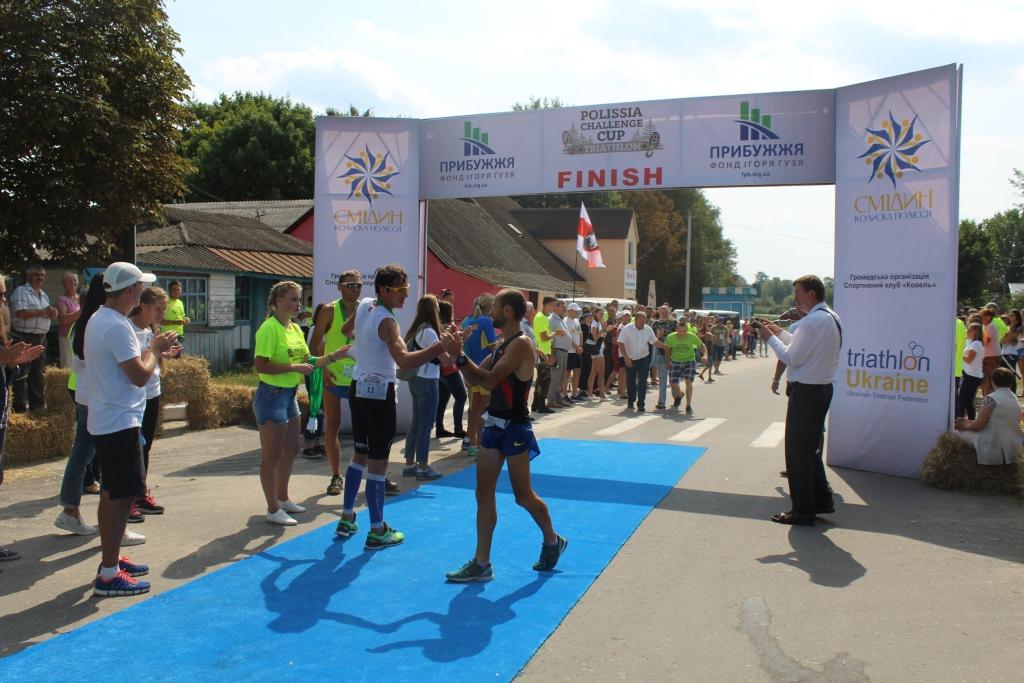У чемпіонаті України з триатлону змагатимуться учасники АТО