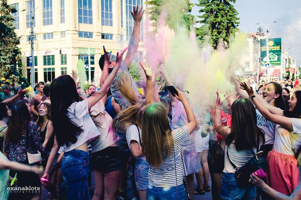 Повідомили про зміну локації святкування Дня молоді у Луцьку