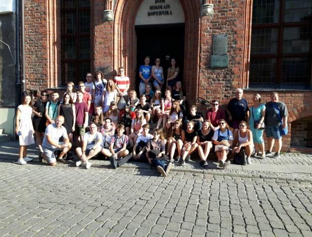 Учні луцьких шкіл побували у науковому міжнародному літньому таборі. ФОТО