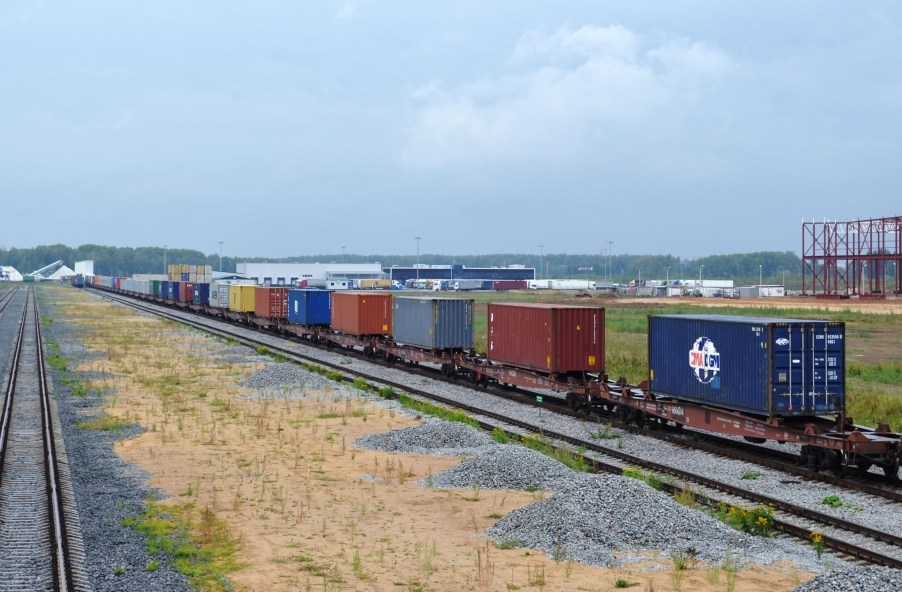 «Укрзалізниця» планує побудувати контейнерні термінали на Волині