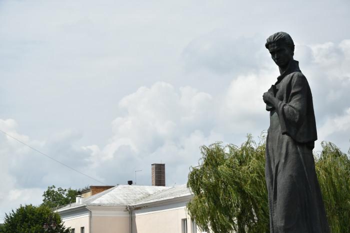 У Луцьку вшанували пам'ять Лесі Українки. ФОТО