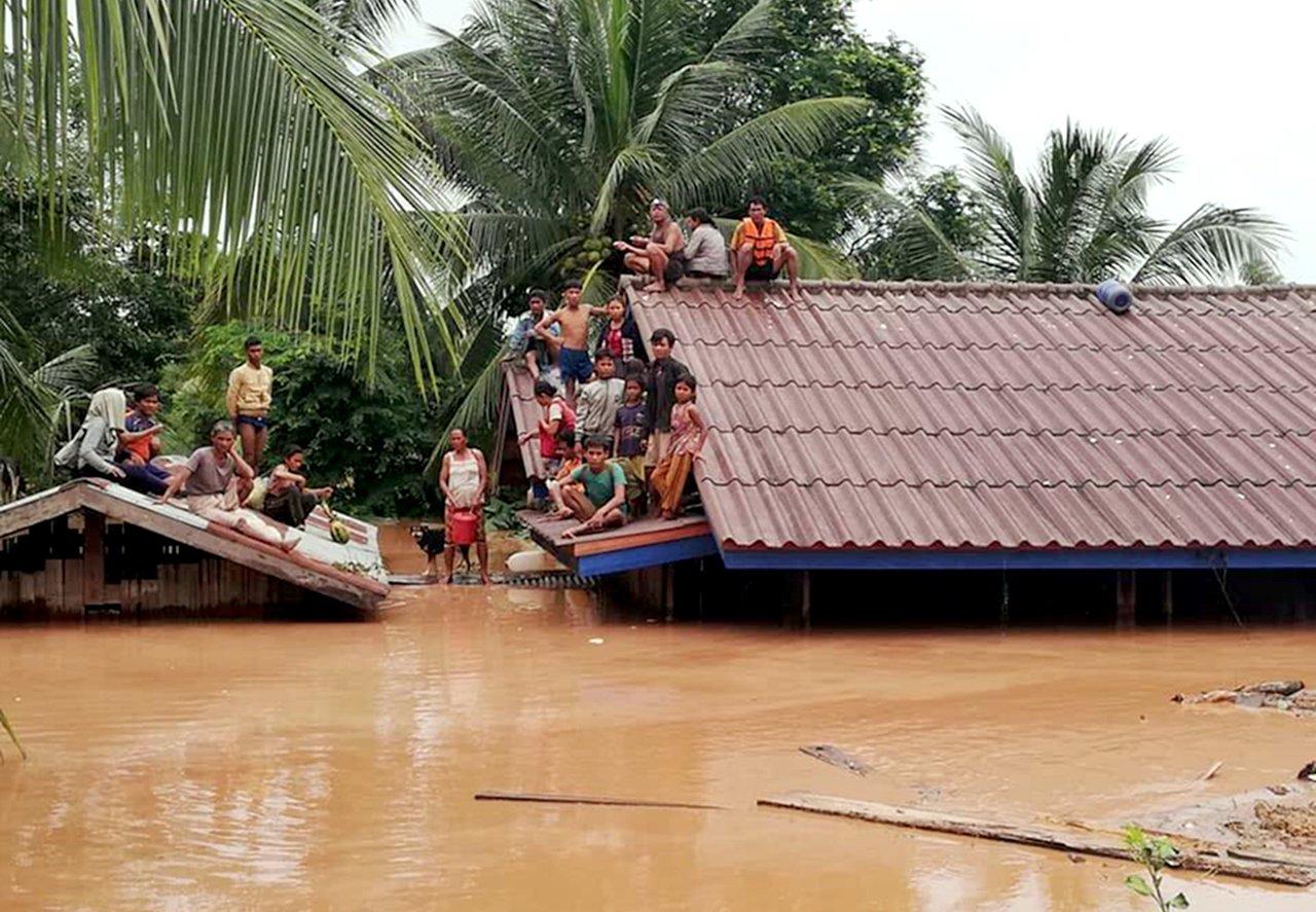 У Лаосі внаслідок повені загинули щонайменше 46 людей