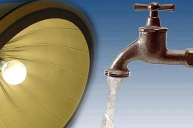 Лучани скаржаться на відсутність води, світла та на сміття