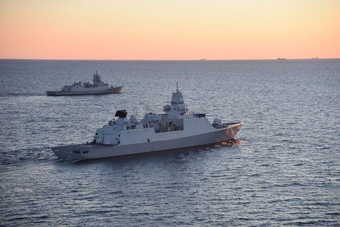 НАТО підтвердило масштабне прибуття ВМС РФ до берегів Сирії