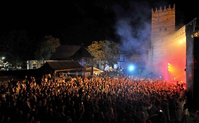 Що підготували для гостей «Ночі у Луцькому замку»