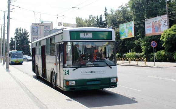 Діти-переселенці зможуть їздити безкоштовно у луцьких тролейбусах