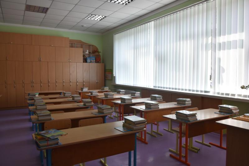 Луцькі заклади освіти завершують підготовку до 1-го вересня. ФОТО