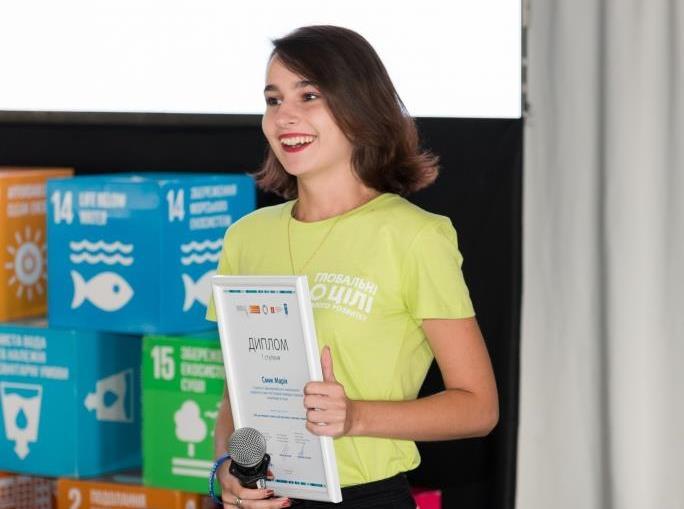 Студентка Лесиного вишу перемогла у конкурсі студентських журналістських робіт